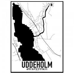 Uddeholm Karta