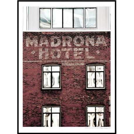 Madrona Poster