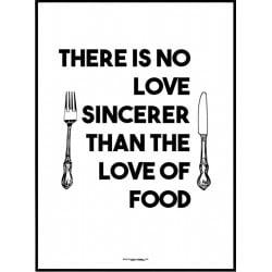 Sincerer Love Poster