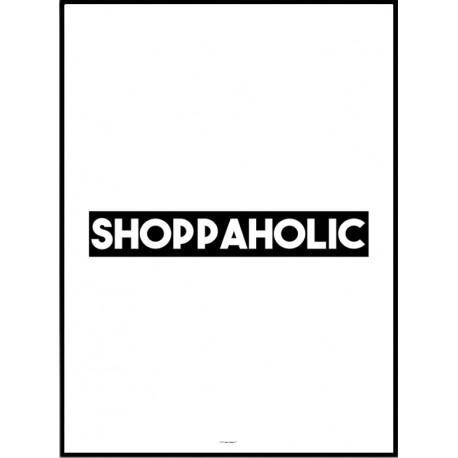 Shoppaholic Poster