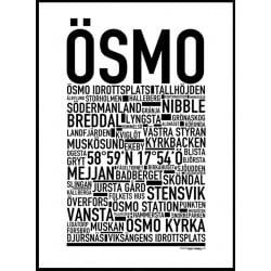 Ösmo Poster