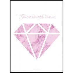 Pink Marble Diamond