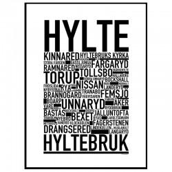 Hylte Poster