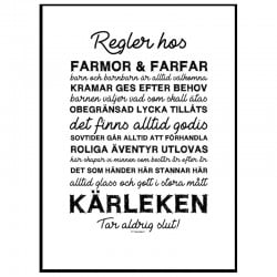 Farmor & Farfars Regler