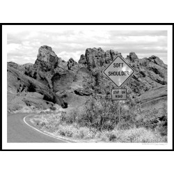 Nevada Road Poster