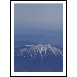 Cali Mountains Poster