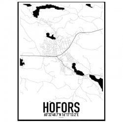 Hofors Karta