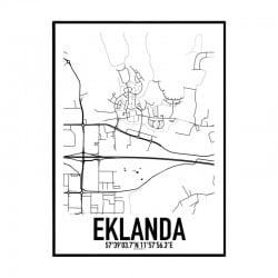 Eklanda Karta