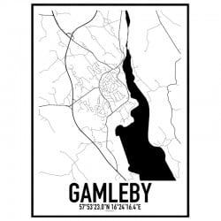 Gamleby Karta