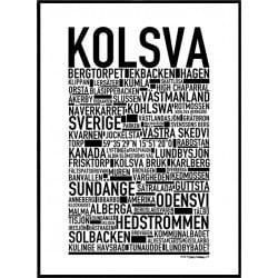 Kolsva Poster