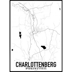 Charlottenberg Karta