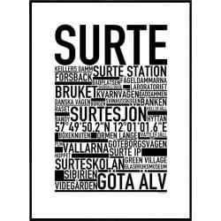 Surte Poster