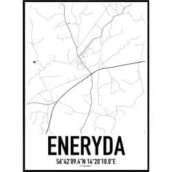 Eneryda Karta Poster