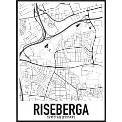 Riseberga Karta Poster