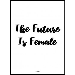Future Female Poster