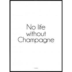 No Life Poster