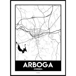 Arboga Urban Poster