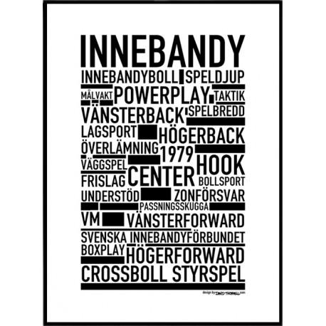 Innebandy Poster