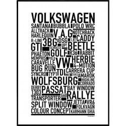 Volkswagen Poster