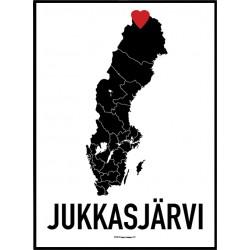 Jukkasjärvi Heart