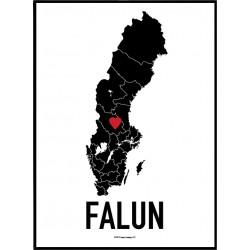Falun Heart Poster