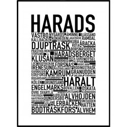 Harads Poster