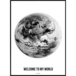 My World Poster