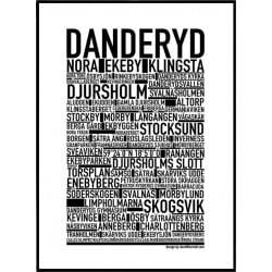 Danderyd Poster
