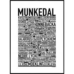 Munkedal Poster