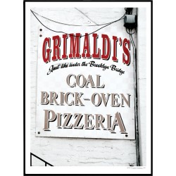 Grimaldi's Poster