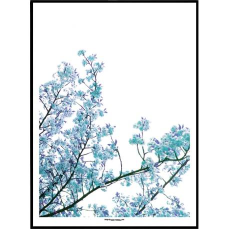 Mint Tree Poster