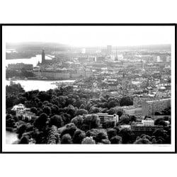 Above Stockholm
