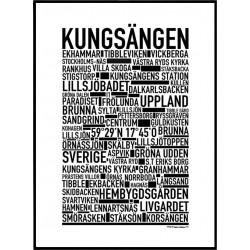 Kungsängen Poster