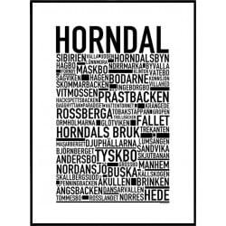 Horndal Poster