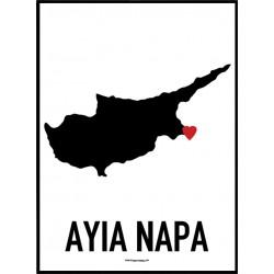 Ayia Napa Heart