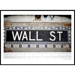 Wall St Station