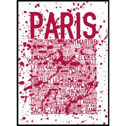 Paris Burgundy
