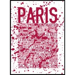 Paris Burgundy