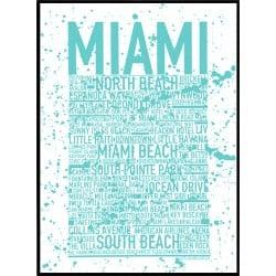 Miami Mint Splash