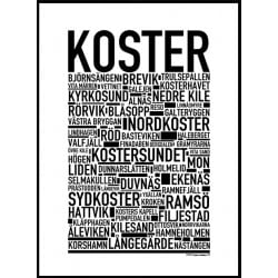 Koster Poster