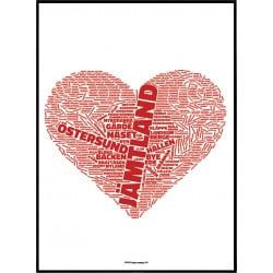 Jämtland Hjärta