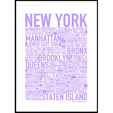 Purple New York