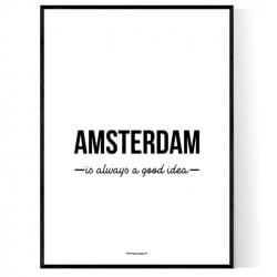 Amsterdam Idea