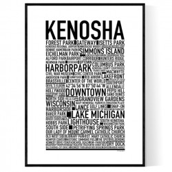 Kenosha Poster