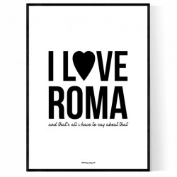 I Love Roma