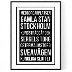 Stockholm Places