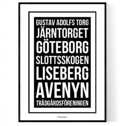 Göteborg Places