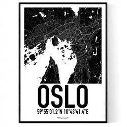 Oslo Blk Map