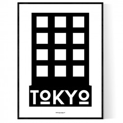 Tokyo Home Poster