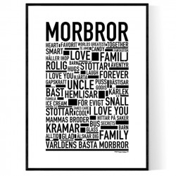 Morbror Poster